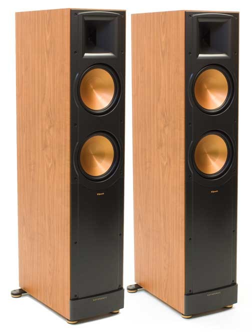 klipsch rf 82 ii. Black Bedroom Furniture Sets. Home Design Ideas