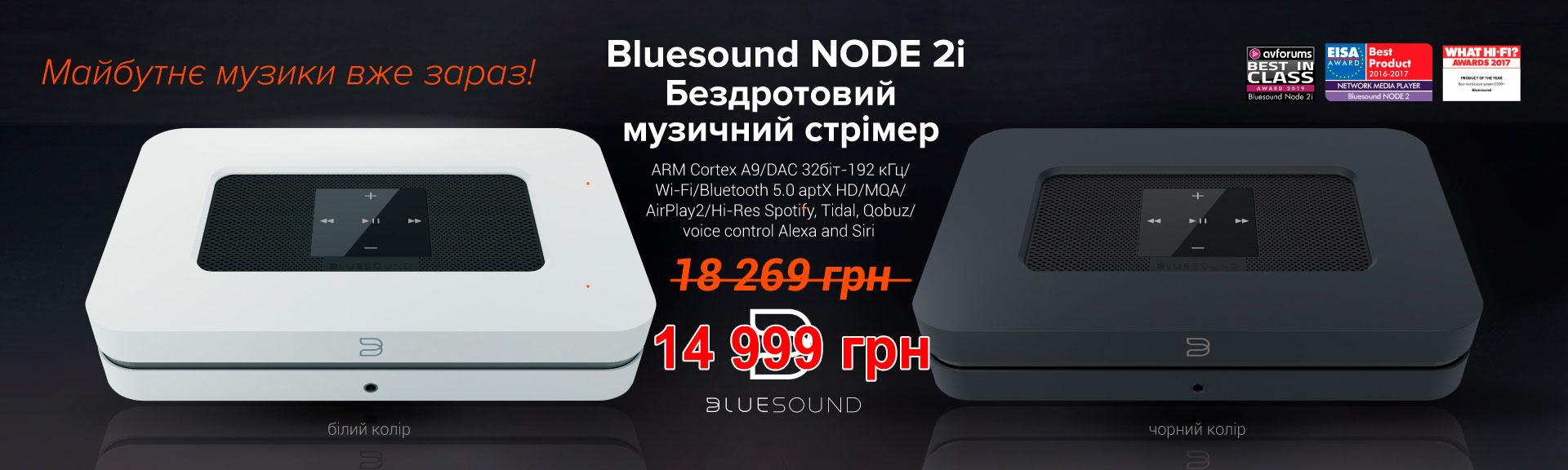 Bluesound NODE 2i