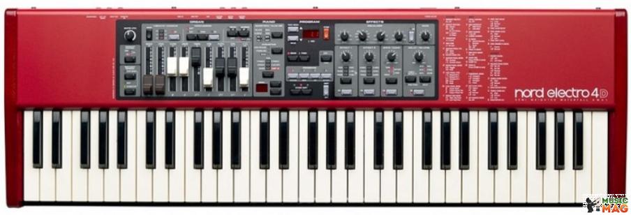 Nord Electro 4D SW61. Цена, купить <b>Синтезаторы</b> Nord Electro ...