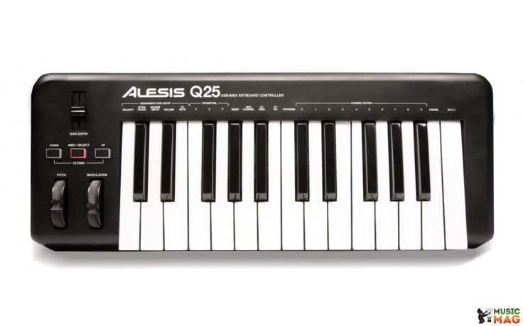 Alesis Q25 USB/MIDI