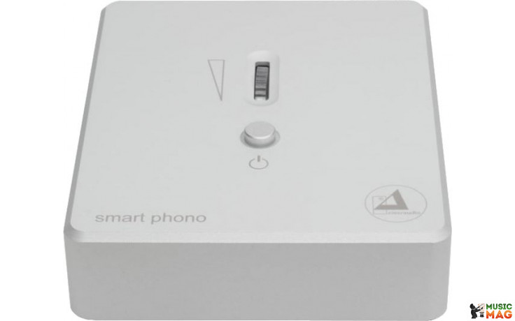 Clearaudio Smart Phono V2 MM and MC; EL 027/S Silver