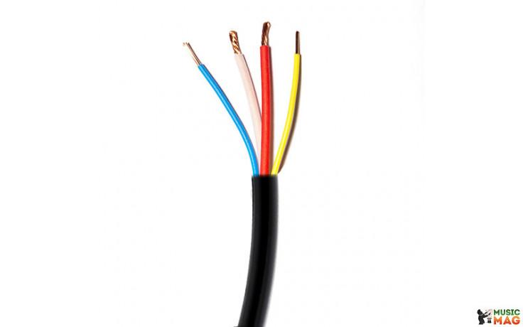 Atlas Hyper Bi-wire, в бухте 50 м