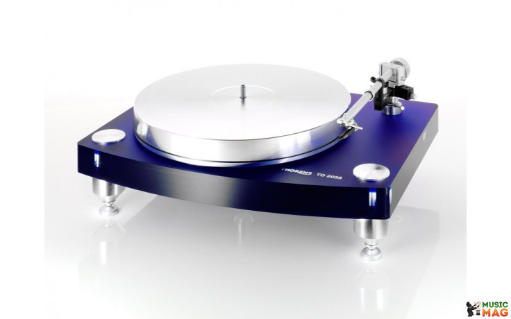 Thorens TD-2035 BC version Blue, Без тонарма