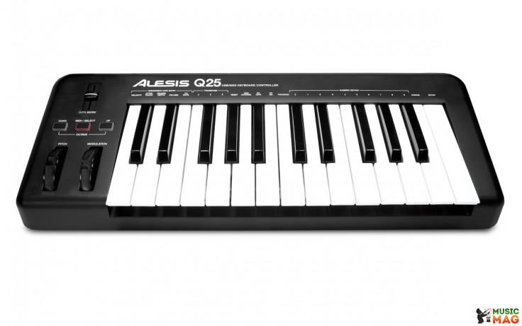 ALESIS QX25 MIDI