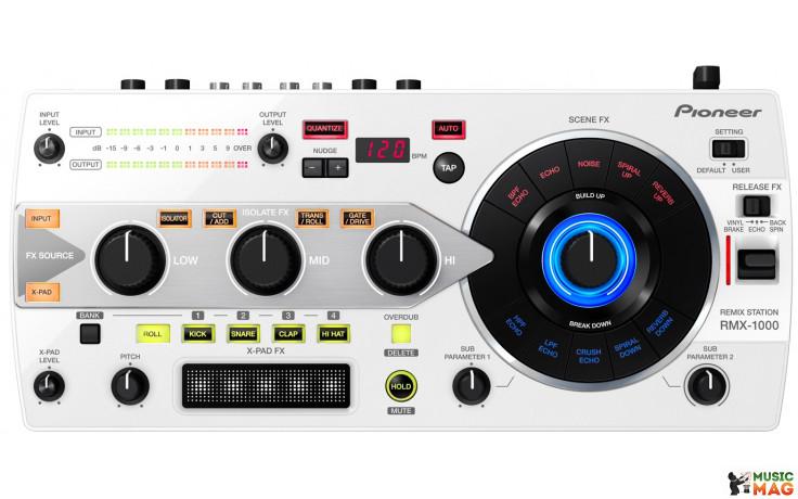 Pioneer RMX-1000 W