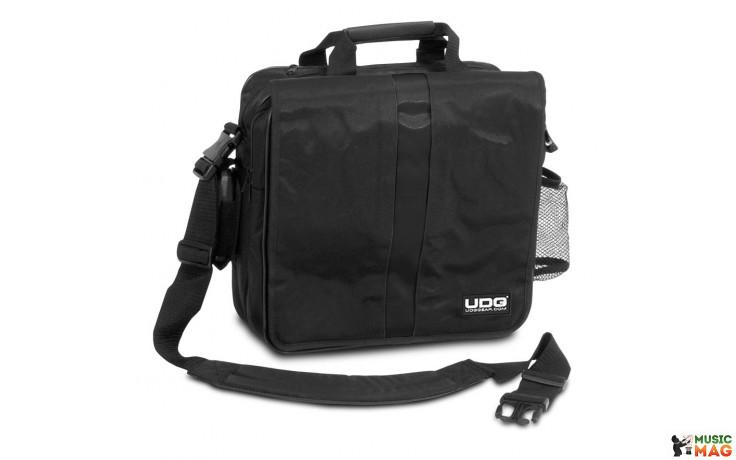 UDG Ultimate CourierBag DeLuxe Black/Orange