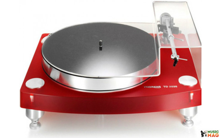 Thorens TD-2035 Red, SME 309, w/o cartridge