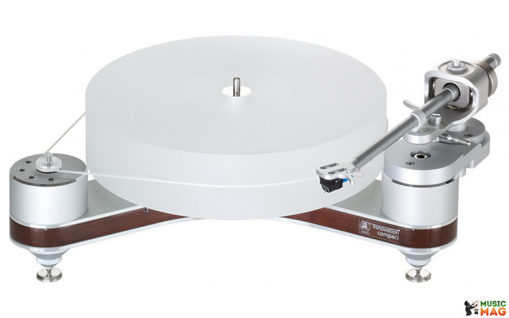 Clearaudio Innovation (Magnify Radial tonearm, w/o cart.) Wood