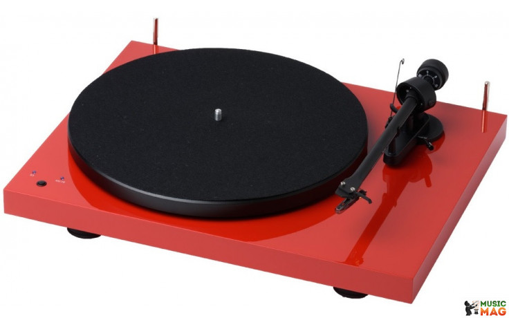 Pro-Ject DEBUT RECORDMASTER (OM10) - RED
