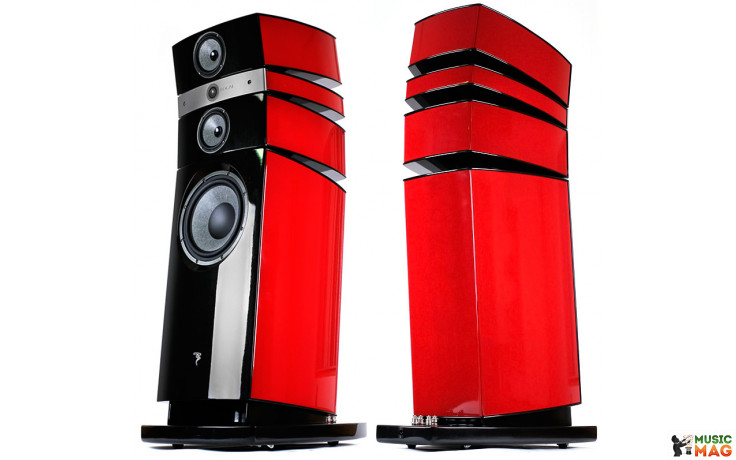Focal-JMLab Stella Utopia EM Imperial Red Lacquer