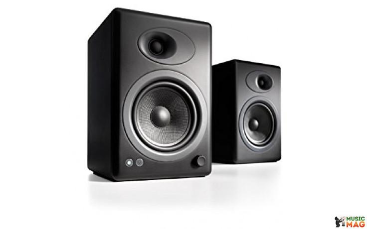 AudioEngine A5+ Powered Speakers Black