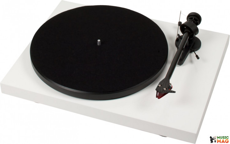 Pro-Ject DEBUT CARBON (2M-Red) White