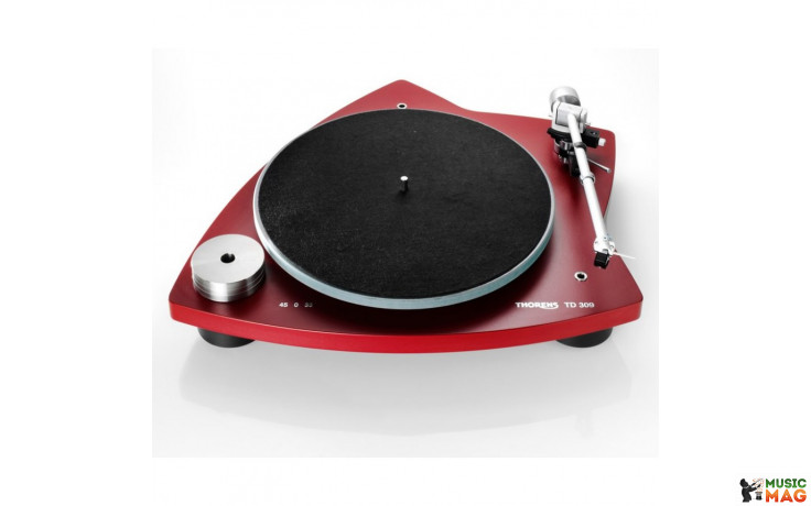Thorens TD 309 Red