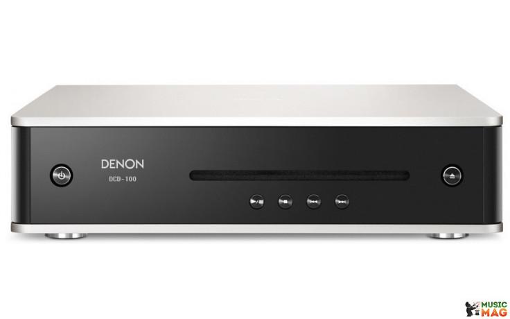 Denon DCD-100 Silver Black