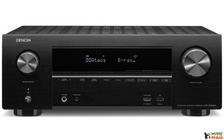 Denon AVR-X2500H Black