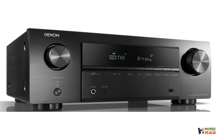 Denon AVR-X550BT Black
