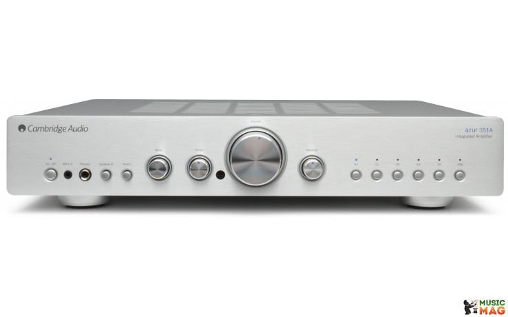Cambridge Audio AZUR 351A Silver