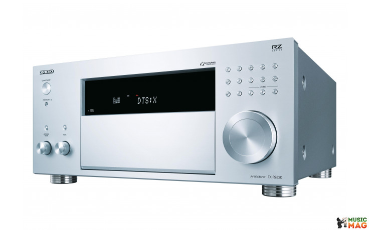 Onkyo TX-RZ820 Silver