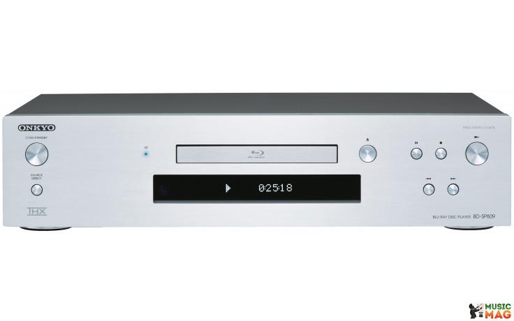 Onkyo BD-SP809 Silver