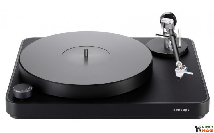 Clearaudio Concept (MM) Black