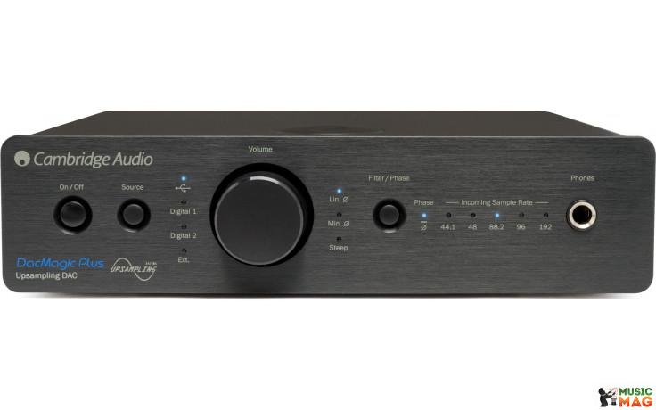 Cambridge Audio DacMagic Plus Black