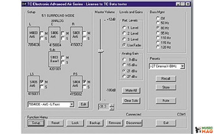 Dynaudio AIR PC-IP