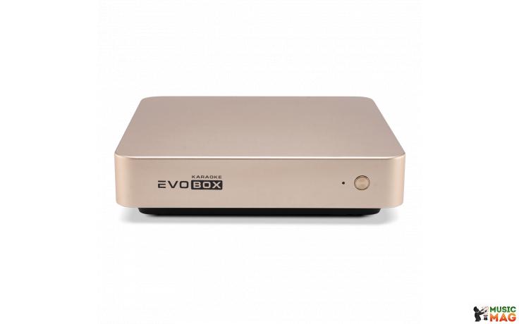 Караоке-система для дома EVOBOX [Gold]