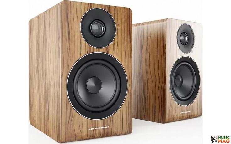 Acoustic Energy AE 100 Walnut vinyl venner