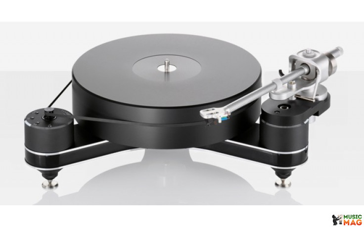 Clearaudio Innovation Compact (Radial tonearm Tracer, w/o cart.)