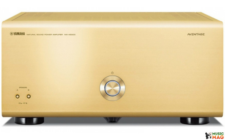 Yamaha AVENTAGE MX-A5000 Gold