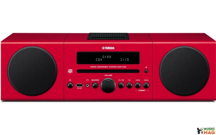 Yamaha MCR-B043 Red