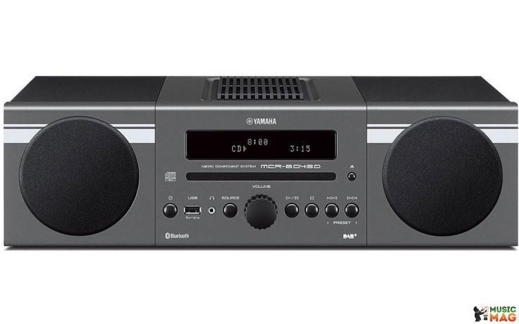 Yamaha MCR-B043 Dark Gray
