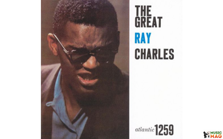 RAY CHARLES - THE GREAT (0889397558116)