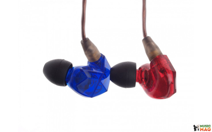 Vsonic VSD3 Red Blue