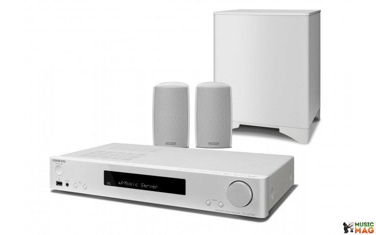 Onkyo LS5200 White
