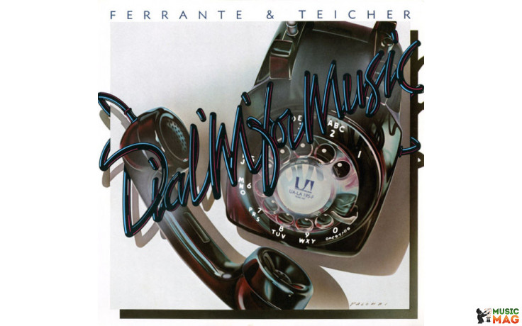 FERRANTE & TEICHER - DIAL M FOR MUSIC 1974 (UA-LA195-F, Cut Corner, Club Ed.) UNITED ARTISTS/USA OS/MINT