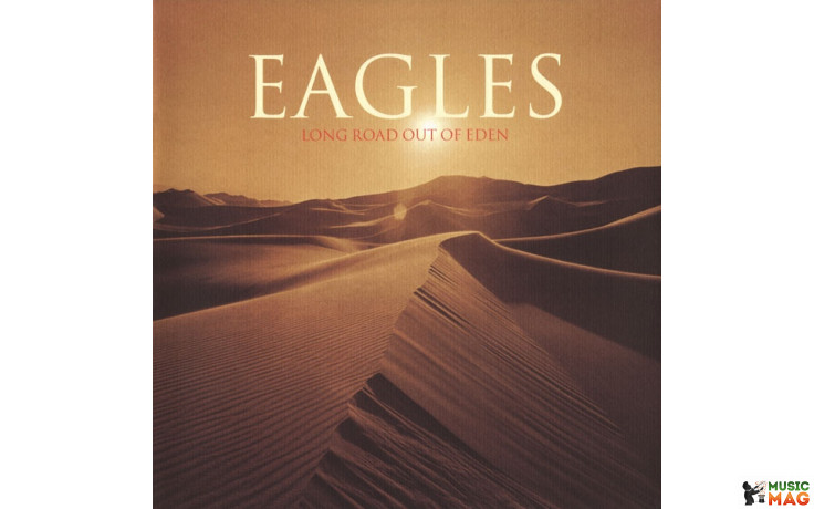 EAGLES - LONG ROAD OUT OF EDEN 2 LP Set 2007 (0602517546950) OIS, GAT, UNIVERSAL/EU MINT