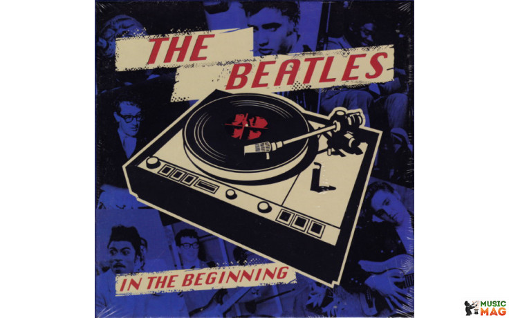 BEATLES - IN THE BEGINNING 5 LP Boxset 2013 (5036408154620, 7 Inch) MISCHIEF MUSIC/EU MINT (5036408154620)