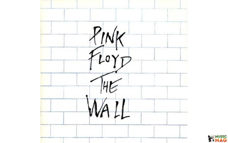 PINK FLOYD - THE WALL 2 LP Set 1979 (5099902988313, 180 gm., 2011 REMASTER) GAT, EMI RECORDS/EU