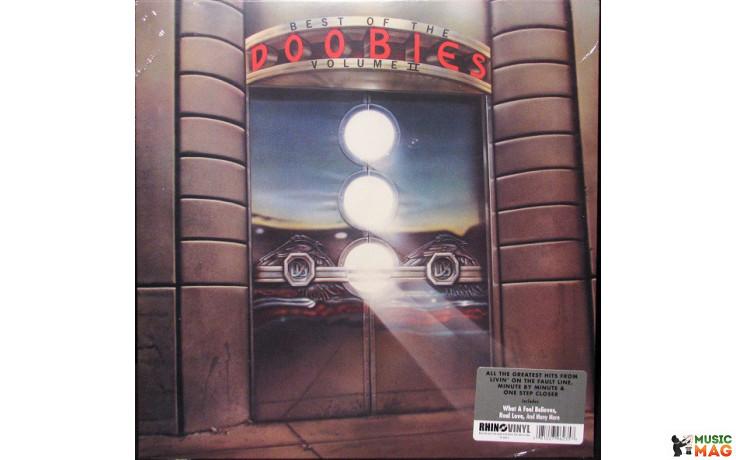 DOOBIE BROTHERS - BEST OF THE DOOBIES VOL. 2 1976.2013 (8122796235) WARNER/EU MINT (0081227962357)