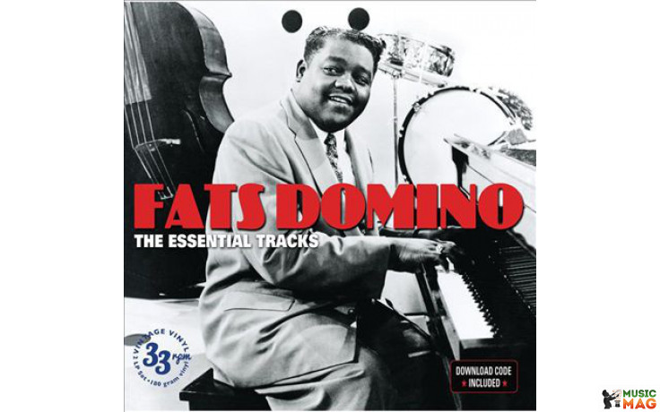 FATS DOMINO - THE ESSENTIAL TRACKS 2 LP Set 2014 (0805520550086) GAT, VINTAGE VINYL /EU MINT (0805520550086)