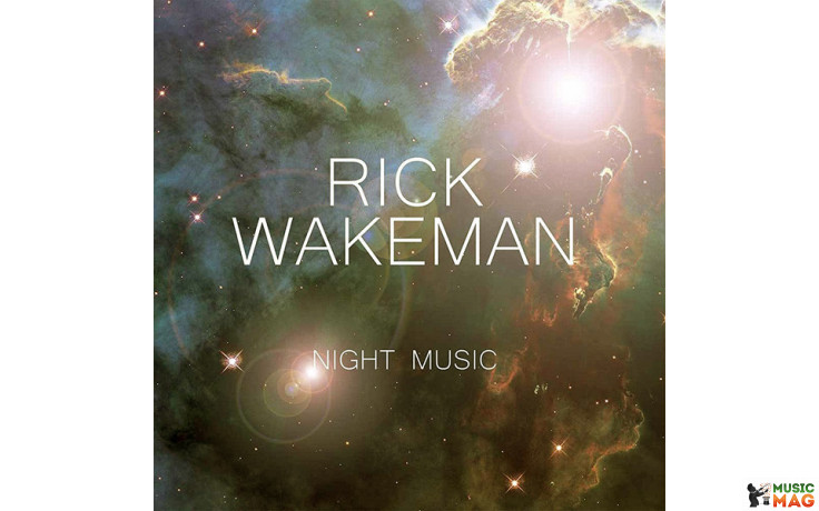 RICK WAKEMAN - NIGHT MUSIC 2014 (LETV231LP) GAT, LET THEM EAT VINYL/ENG. MINT (0803341451513)