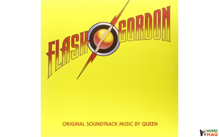Queen - Flash Gordon (Virgin EMI Records ‎– 00602547202765 180 gr.) EU