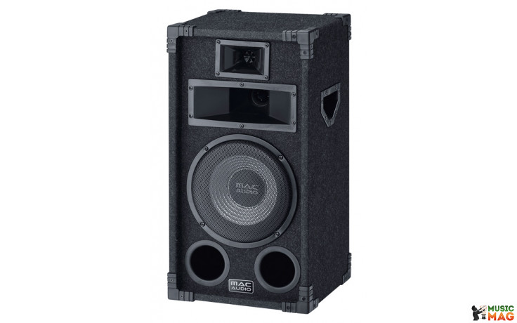 Mac Audio Soundforce 1200 Black