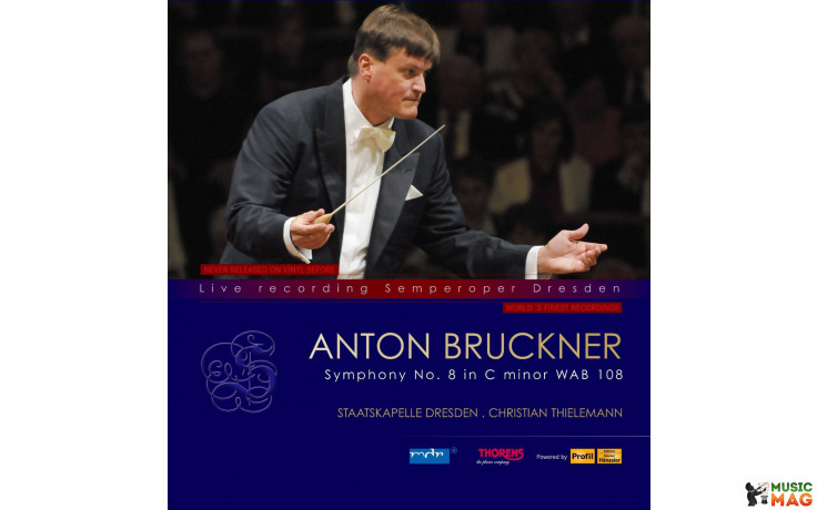 Thorens Double Album, Anton Bruckner Syphonie No. 8