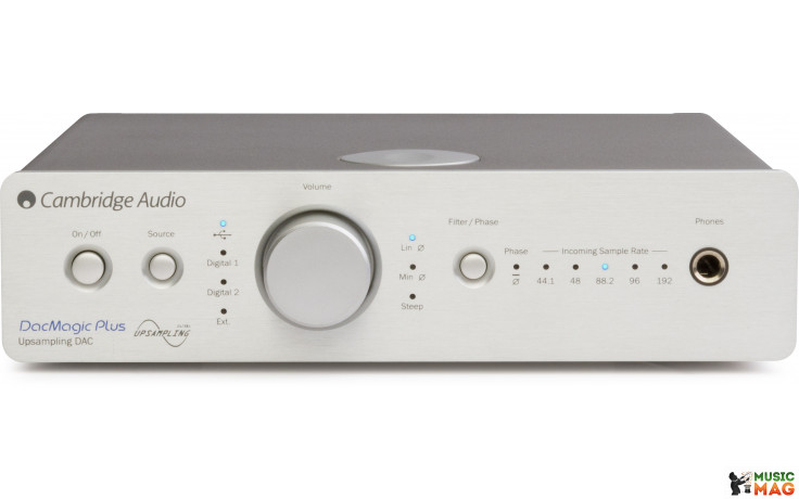 Cambridge Audio DacMagic Plus Silver