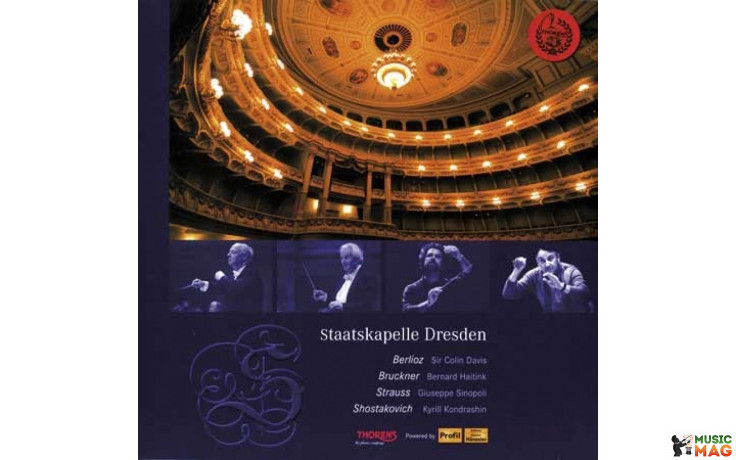"Thorens Double LP ""Drezdner Orchester"""
