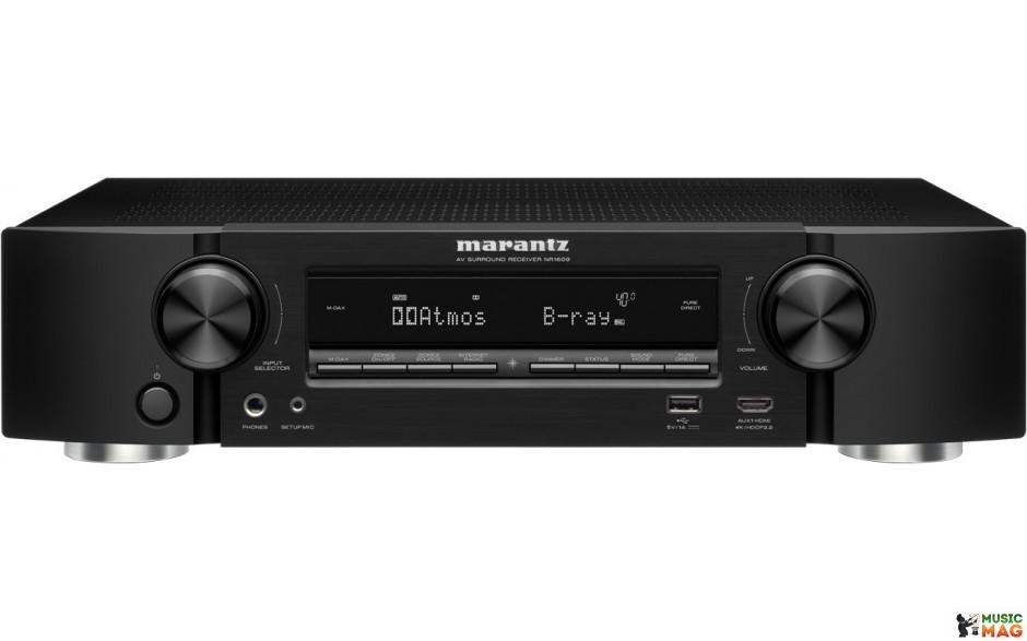 Marantz NR1609 (Black)