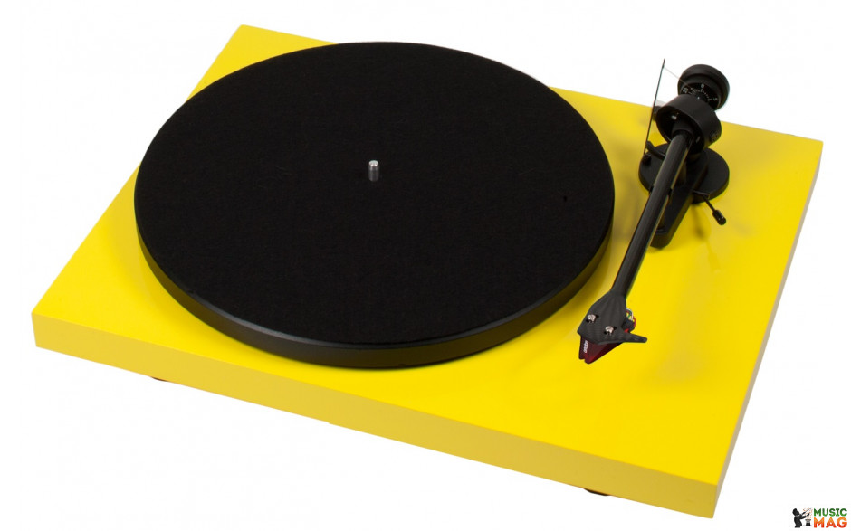 Pro-Ject DEBUT CARBON (2M-Red) Yellow
