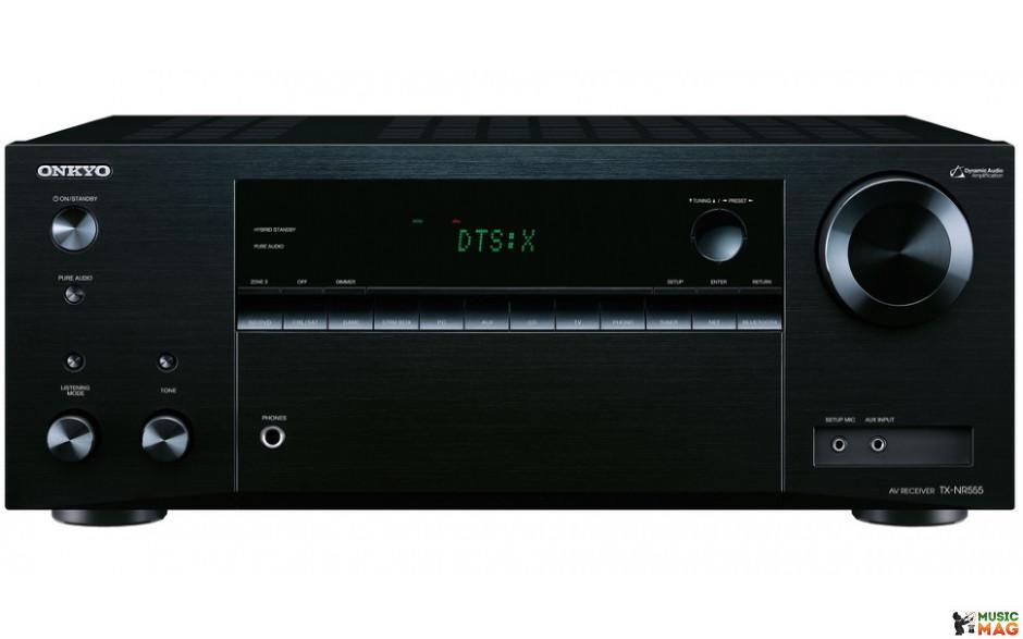 Onkyo TX-NR555 Black